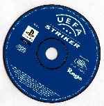 miniatura Uefa Striker Cd Por Seaworld cover psx