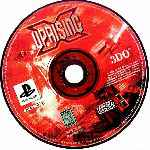 miniatura Uprising X Cd Por Seaworld cover psx