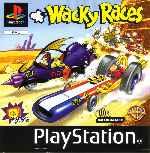 miniatura Wacky Race Front Por Lesofetagepriga cover psx