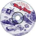 miniatura Wacky Races Cd Por Pispi cover psx