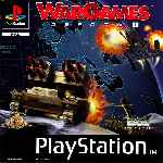 miniatura War Games Frontal Por Seaworld cover psx