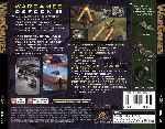 miniatura War Games Trasera Por Seaworld cover psx