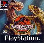 miniatura Warpath Jurassic Park Frontal Por Seaworld cover psx