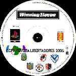 miniatura We Copa Libertadores Cd Custom Por Enzo12 cover psx