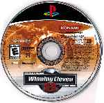 miniatura Winning Eleven 8 International Cd Por Matiwe cover psx