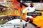 miniatura Winning Eleven 8 International Dvd Custom Por Matiwe cover psx