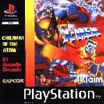 miniatura X Men Children Of The Atom Frontal Por Memelendro cover psx