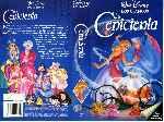 miniatura Clasicos Disney La Cenicienta V2 Por Rafelpro cover vhs