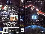 miniatura E T El Extraterrestre Por Gas cover vhs