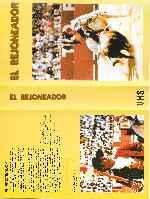 miniatura El Rejoneador Por Egarrote cover vhs