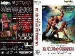 miniatura El Ultimo Guerrero Custom Por Lolocapri cover vhs
