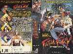miniatura Fatal Fury La Pelicula Por Ruizruiz2 cover vhs