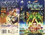 miniatura Jimmy Neutron El Nino Genio Region 4 Por Women Panter cover vhs