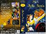 miniatura La Bella Y La Bestia Clasicos Disney 30 Por Davizzzzzzz cover vhs