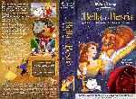 miniatura La Bella Y La Bestia Clasicos Disney Edicion Especial Por Alfonso Cuiti cover vhs