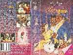 miniatura La Bella Y La Bestia Clasicos Disney Region 4 Por Rodilauret cover vhs