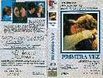 miniatura La Primera Vez 1989 Por Antpmzgmz cover vhs