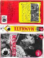 miniatura Manolete 1988 Serie Toreros Por Egarrote cover vhs