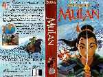 miniatura Mulan Clasicos Disney Por Kevin33 cover vhs