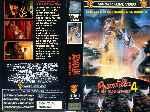 miniatura Pesadilla En Elm Street 4 Por Lolocapri cover vhs
