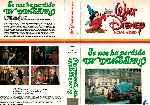 miniatura Se Nos Ha Perdido Un Dinosaurio Serie Blanca Disney Por Jbf1978 cover vhs