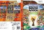 miniatura 2010 Fifa World Cup South Africa Dvd Custom V2 Por Richardgs cover wii