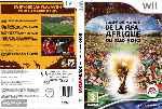 miniatura 2010 Fifa World Cup South Africa Dvd Custom V3 Por Navegantesolo cover wii