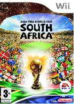 miniatura 2010 Fifa World Cup South Africa Frontal Por Humanfactor cover wii