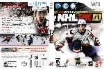 miniatura 2ksports Nhl 2k10 Dvd Custom Por Humanfactor cover wii
