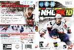miniatura 2ksports Nhl 2k10 Dvd Por Sadam3 cover wii