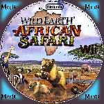 miniatura African Safari Cd Custom Por Menta cover wii