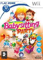 miniatura Babysitting Party Frontal Por Sadam3 cover wii