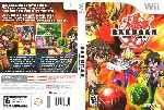 miniatura Bakugan Battle Brawlers Dvd Por Lolocapri cover wii
