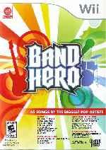 miniatura Band Hero Frontal Por Duckrawl cover wii