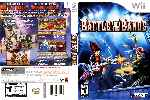 miniatura Battle Of The Bands Dvd Por Lordkloud cover wii