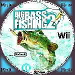 miniatura Big Catch Bass Fishing 2 Cd Custom Por Menta cover wii
