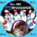 miniatura Brunswick Pro Bowling Cd Custom V2 Por Menta cover wii