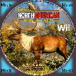miniatura Cabelas North American Adventures Cd Custom Por Menta cover wii