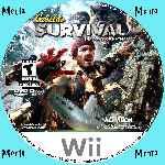 miniatura Cabelas Survival Shadows Of Katmai Cd Custom Por Menta cover wii