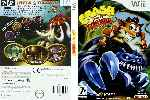 miniatura Crash Of The Titans Dvd Custom Por Andresrademaker cover wii