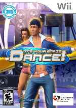 miniatura Dance Its You Stage Frontal Por Humanfactor cover wii