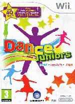miniatura Dance Juniors Frontal Por Humanfactor cover wii