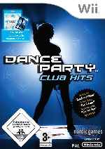 miniatura Dance Party Club Hits Frontal Por Humanfactor cover wii