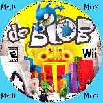 miniatura De Blob Cd Custom V3 Por Menta cover wii