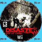 miniatura Disaster Day Of Crisis Cd Custom V2 Por Menta cover wii