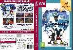 miniatura Disney Epic Mickey 2 The Power Of Two Custom V3 Por Humanfactor cover wii