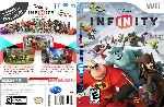 miniatura Disney Infinity Dvd Custom Por Danielovaresfernande cover wii