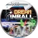 miniatura Dream Pinball 3d Cd Custom Por Mafaldy cover wii