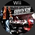 miniatura Driver Parallel Lines Cd Custom V2 Por Queleimporta cover wii