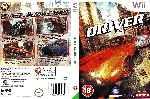miniatura Driver Parallel Lines Dvd Por Jmgjmgjmg cover wii